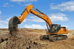 excavators for hire Harare